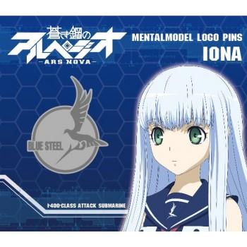 『蒼き鋼のアルペジオ -アルス・ノヴァ-』ピンズ BLUE STEEL