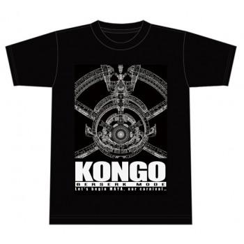 『蒼き鋼のアルペジオ -アルス・ノヴァ-』コンゴウ暴走形態ver. Tシャツ