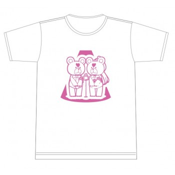 『霧くまs』 Tシャツ