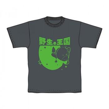 『霧くまs』野生の王国 Tシャツ